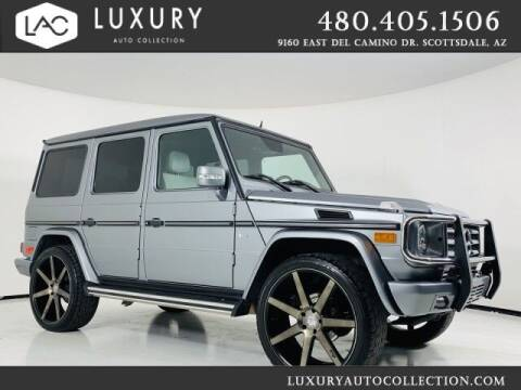 2012 Mercedes-Benz G-Class for sale at Luxury Auto Collection in Scottsdale AZ