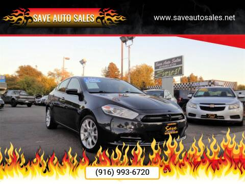 2013 Dodge Dart for sale at Save Auto Sales in Sacramento CA