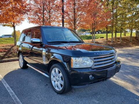 2007 Land Rover Range Rover for sale at GA Auto IMPORTS  LLC in Buford GA