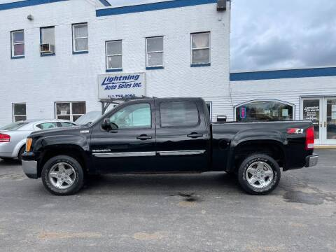 2012 GMC Sierra 1500 for sale at Lightning Auto Sales in Springfield IL