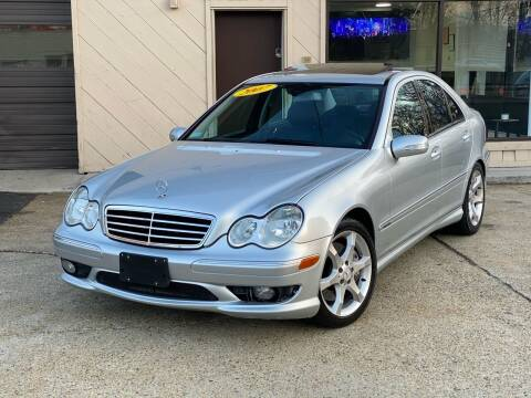 2007 Mercedes-Benz C-Class for sale at Eagle Auto Sales LLC in Holbrook MA