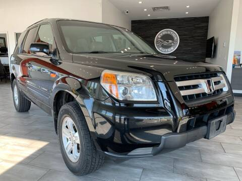 2008 Honda Pilot for sale at Evolution Autos in Whiteland IN