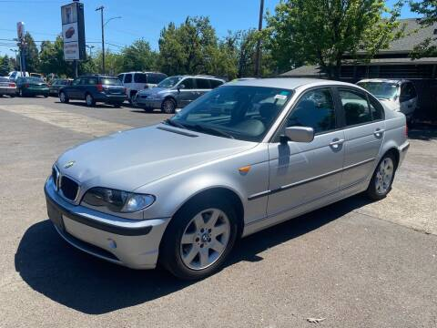 2004 BMW 3 Series for sale at Blue Line Auto Group in Portland OR