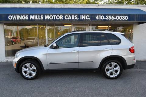 2011 BMW X5 for sale at Owings Mills Motor Cars in Owings Mills MD