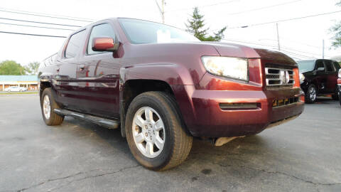 2007 Honda Ridgeline for sale at Action Automotive Service LLC in Hudson NY