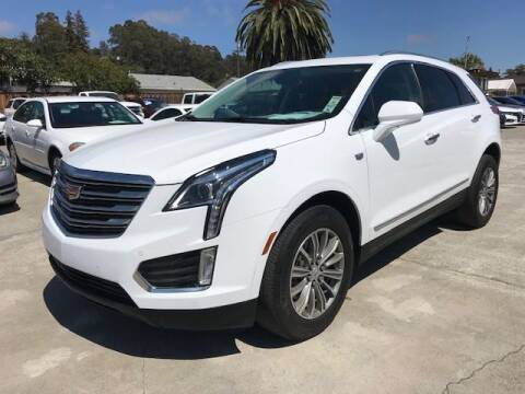 2019 Cadillac XT5 for sale at MISSION AUTOS in Hayward CA