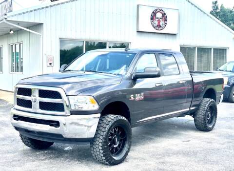 2015 RAM Ram Pickup 2500 for sale at Torque Motorsports in Rolla MO