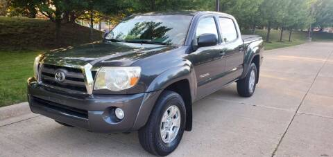 2010 Toyota Tacoma for sale at Western Star Auto Sales in Chicago IL