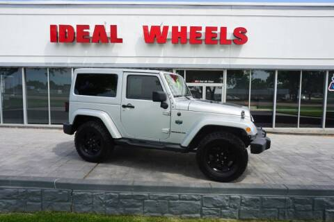 2012 Jeep Wrangler for sale at Ideal Wheels in Sioux City IA