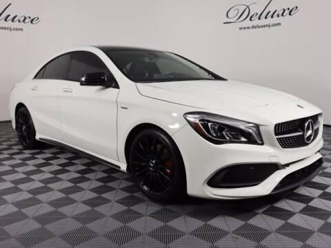 2018 Mercedes-Benz CLA for sale at DeluxeNJ.com in Linden NJ