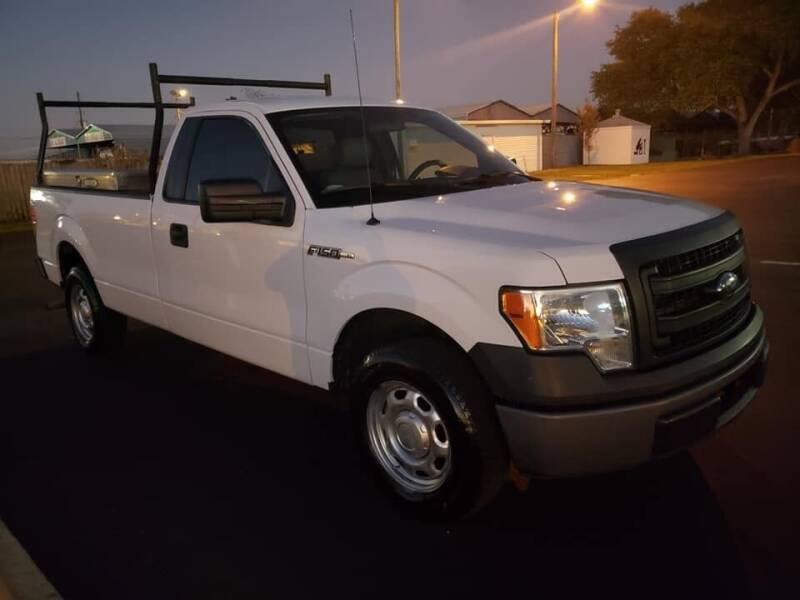 2014 Ford F-150 for sale at Superior Auto Source in Clearwater FL