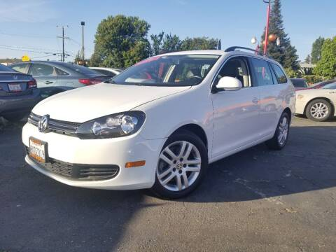 2012 Volkswagen Jetta for sale at City Motors in Hayward CA