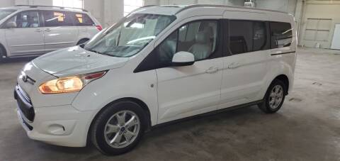 2016 Ford Transit Connect Wagon for sale at Klika Auto Direct LLC in Olathe KS