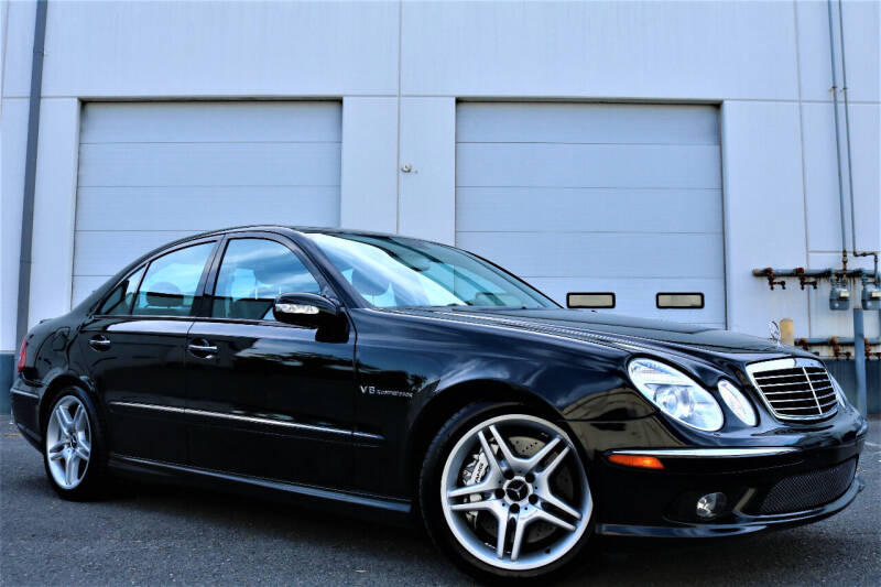 2005 Mercedes-Benz E-Class for sale at Chantilly Auto Sales in Chantilly VA