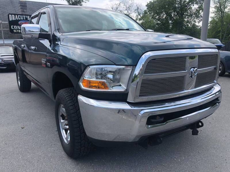 2011 RAM Ram Pickup 2500 for sale at Dracut's Car Connection in Methuen MA
