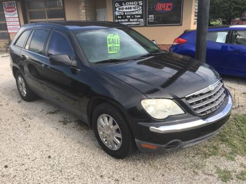 2007 Chrysler Pacifica for sale at G LONG'S AUTO EXCHANGE in Brazil IN
