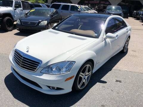 2007 Mercedes-Benz S-Class for sale at Mega Autosports in Chesapeake VA
