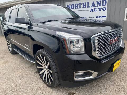 2016 GMC Yukon for sale at Northland Auto in Humboldt IA