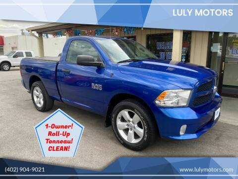 2015 RAM Ram Pickup 1500 for sale at Luly Motors in Lincoln NE
