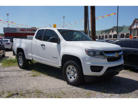 2015 Chevrolet Colorado for sale at Sand Springs Auto Source in Sand Springs OK