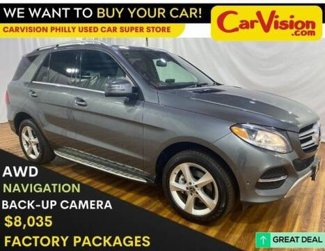 2017 Mercedes-Benz GLS for sale at Car Vision Mitsubishi Norristown - Car Vision Philly Used Car SuperStore in Philadelphia PA