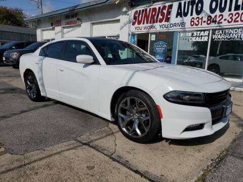 2015 Dodge Charger for sale at Sunrise Auto Outlet in Amityville NY