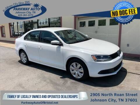 2014 Volkswagen Jetta for sale at PARKWAY AUTO SALES OF BRISTOL - PARKWAY AUTO JOHNSON CITY in Johnson City TN