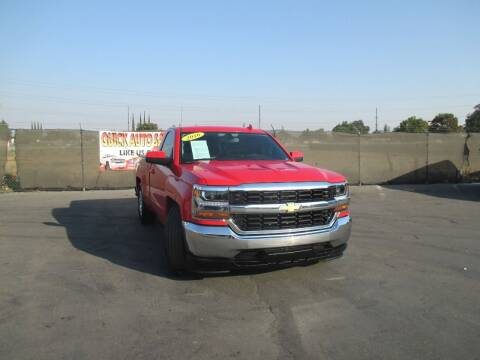 2016 Chevrolet Silverado 1500 for sale at Quick Auto Sales in Modesto CA