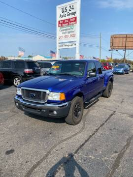 2004 Ford Ranger for sale at US 24 Auto Group in Redford MI
