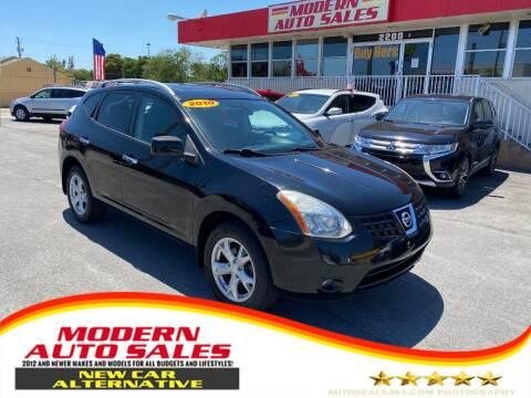 2010 Nissan Rogue for sale at Modern Auto Sales in Hollywood FL