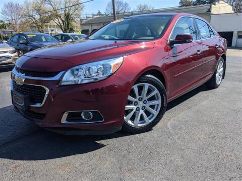 2015 Chevrolet Malibu for sale at GAHANNA AUTO SALES in Gahanna OH