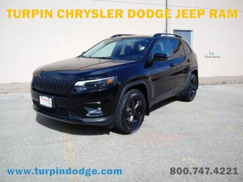 2019 Jeep Cherokee for sale at Turpin Dodge Chrysler Jeep Ram in Dubuque IA