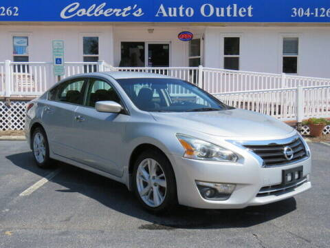 2015 Nissan Altima for sale at Colbert's Auto Outlet in Hickory NC