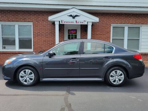 2011 Subaru Legacy for sale at UPSTATE AUTO INC in Germantown NY
