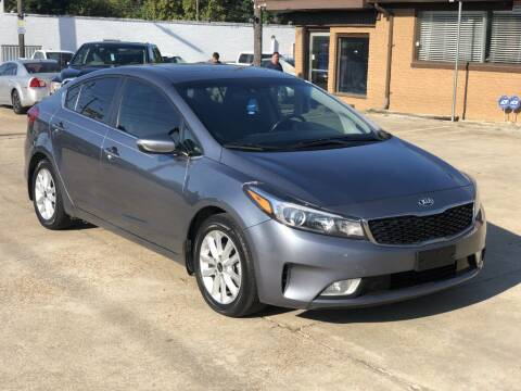 2017 Kia Forte for sale at Safeen Motors in Garland TX