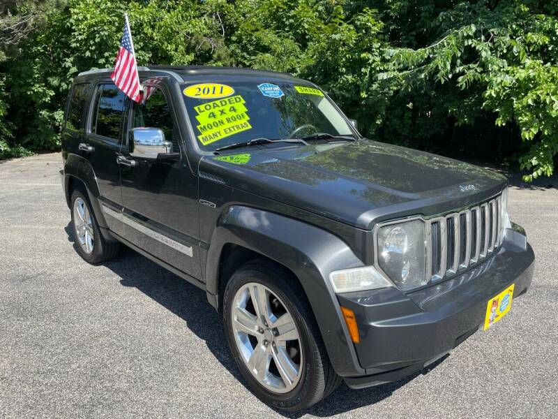 2011 Jeep Liberty for sale at Fields Corner Auto Sales in Boston MA