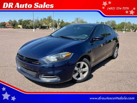 2015 Dodge Dart for sale at DR Auto Sales in Scottsdale AZ