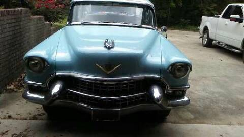 1955 Cadillac Series 62 for sale at Classic Car Deals in Cadillac MI