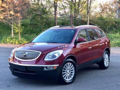 2010 Buick Enclave for sale at Diamond Automobile Exchange in Woodbridge VA