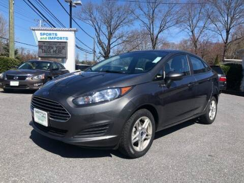 2019 Ford Fiesta for sale at Sports & Imports in Pasadena MD