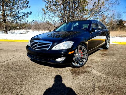 2009 Mercedes-Benz S-Class for sale at Excalibur Auto Sales in Palatine IL