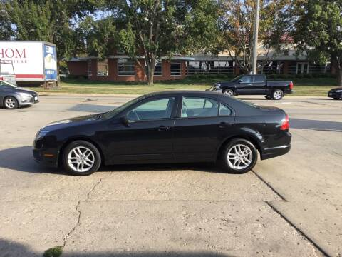 2011 Ford Fusion for sale at Mulder Auto Tire and Lube in Orange City IA
