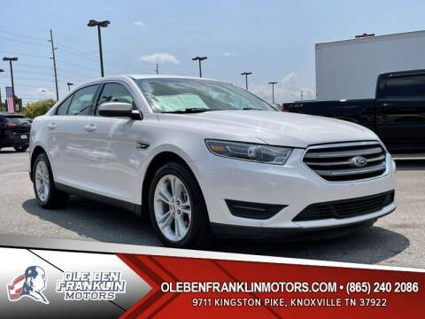 2018 Ford Taurus for sale at Ole Ben Franklin Motors Clinton Highway in Knoxville TN