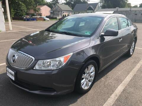 2012 Buick LaCrosse for sale at EZ Auto Sales , Inc in Edison NJ