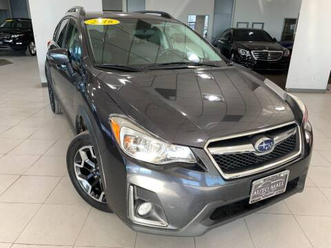 2016 Subaru Crosstrek for sale at Auto Mall of Springfield in Springfield IL