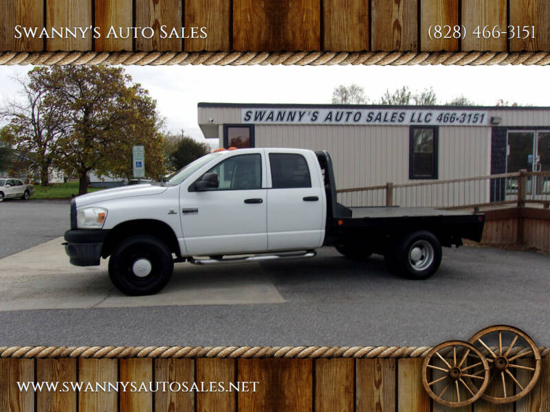 2007 Dodge Ram Chassis 3500 for sale at Swanny's Auto Sales in Newton NC