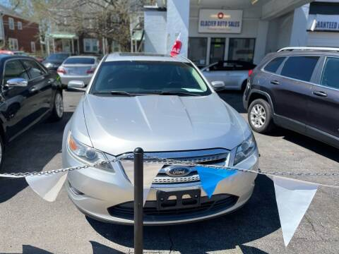 2010 Ford Taurus for sale at Glacier Auto Sales in Wilmington DE