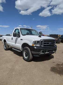 2003 Ford F-250 Super Duty for sale at HORSEPOWER AUTO BROKERS in Fort Collins CO