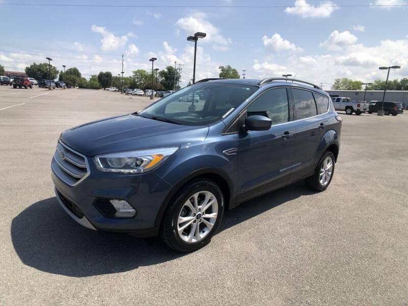 2018 Ford Escape for sale at Team Hall at City Auto in Murfreesboro TN