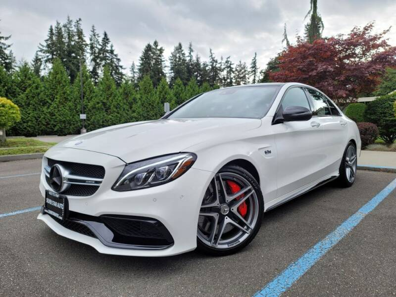 2016 Mercedes-Benz C-Class for sale at Silver Star Auto in Lynnwood WA